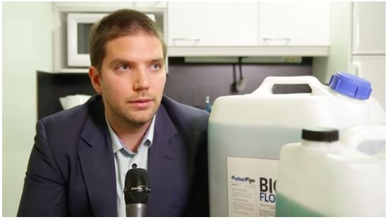 Bakteerit siirtävät putkiremonttia vuosikymmenillä – Eckerö testaa suomalaisyrityksen mikrobeja (Kauppalehti 29.3.2017)