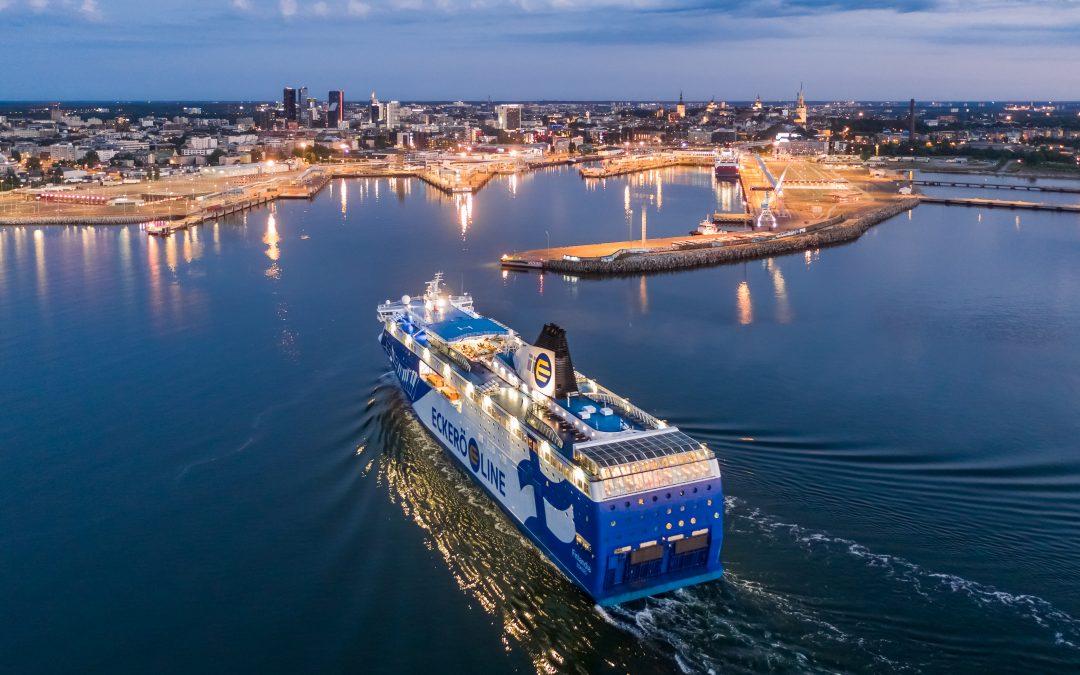 Suomalaisinnovaatio pitää Eckerö Linen putket puhtaina – Mikrobit popsivat putkitukokset ravinnokseen (Tallinna24 18.12.2018)