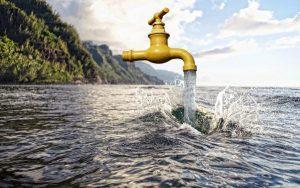 Minne likainen vesi päätyy?