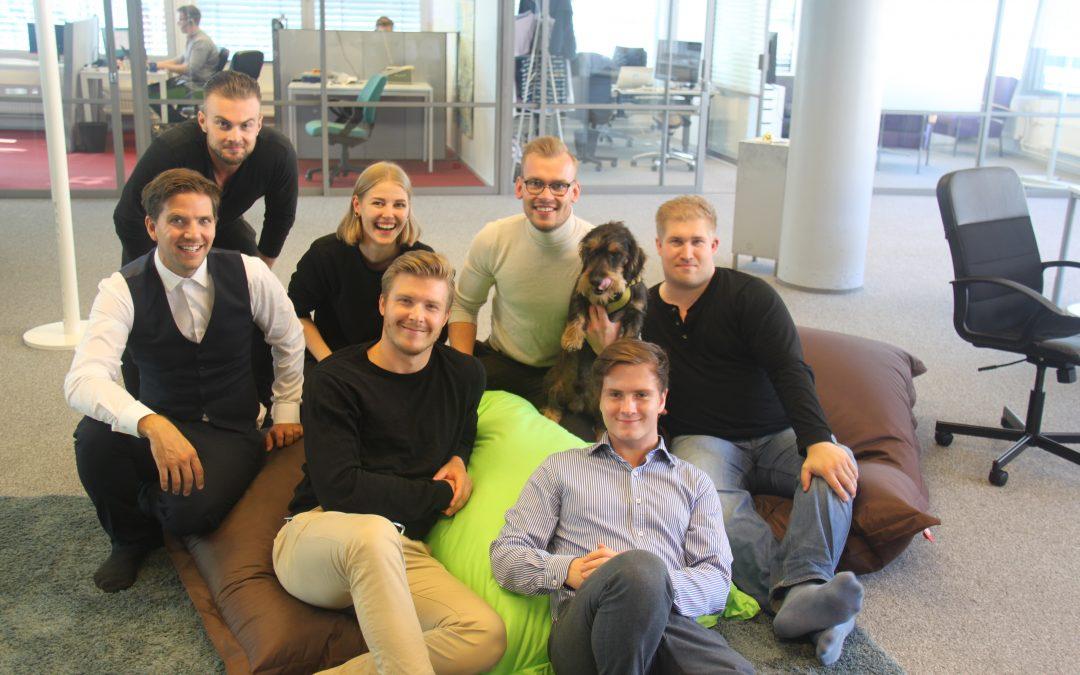 Startup-yritys auttaa nuoria myyntiuran alkuun (Myynti & Markkinointi 15.11.2018)