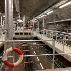 Bacteria are dosed into wastewater in Mariehamn – bacteria eat the sewer pipes clean (Turun Sanomat 21.10.2019)