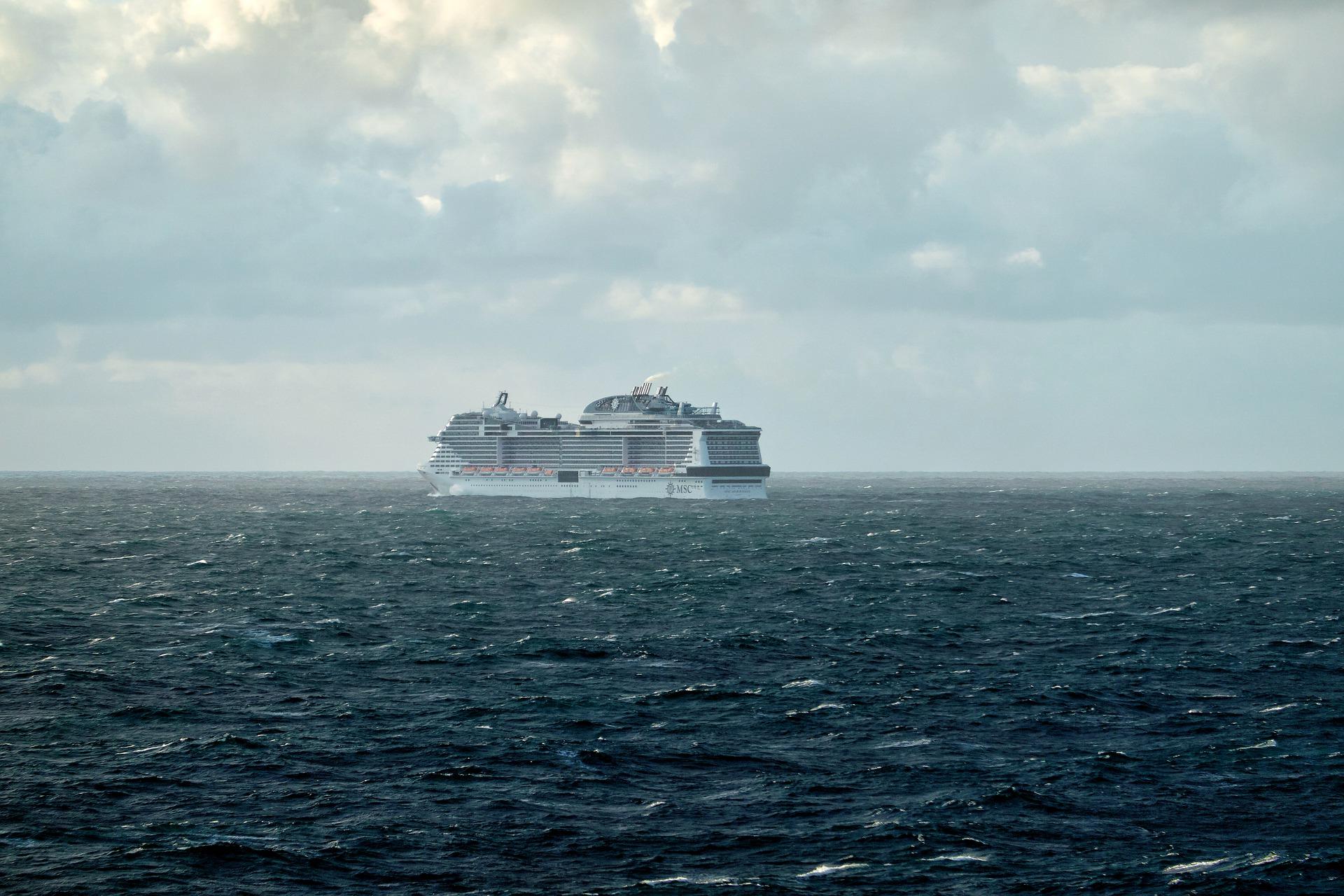 Mihin laivojen jätevedet päätyvät?